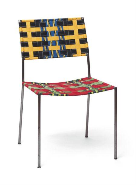 Franz West-Onkelstuhl (Uncle Chair)-2008