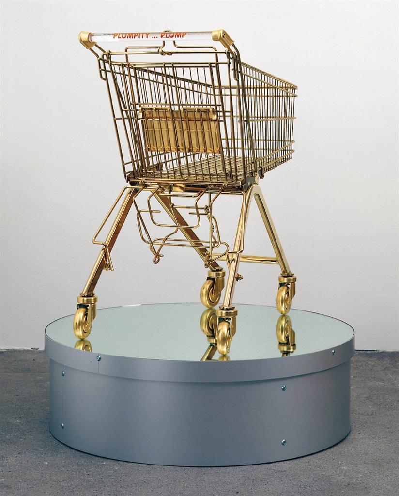 Sylvie Fleury-Serie Ela 75/K (Plumpity...Plump)-2000