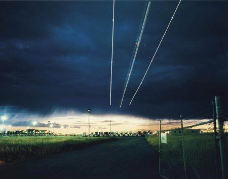 Doug Aitken-The Inextinguishable II-1999