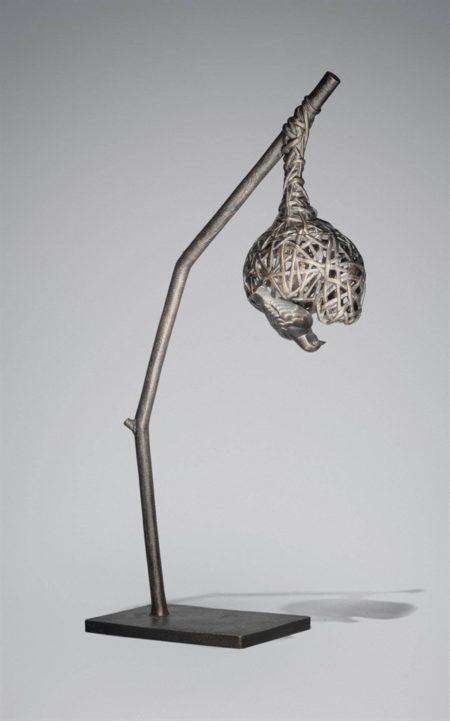 Trevor Potter - 'Weaver Nest' Lamp-2016