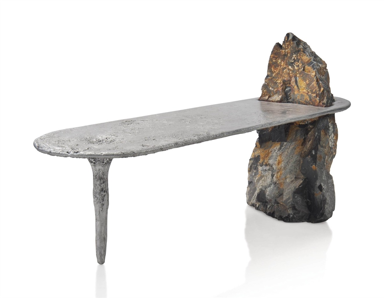 Jesse Ede-'Lunar', A Bench-2016