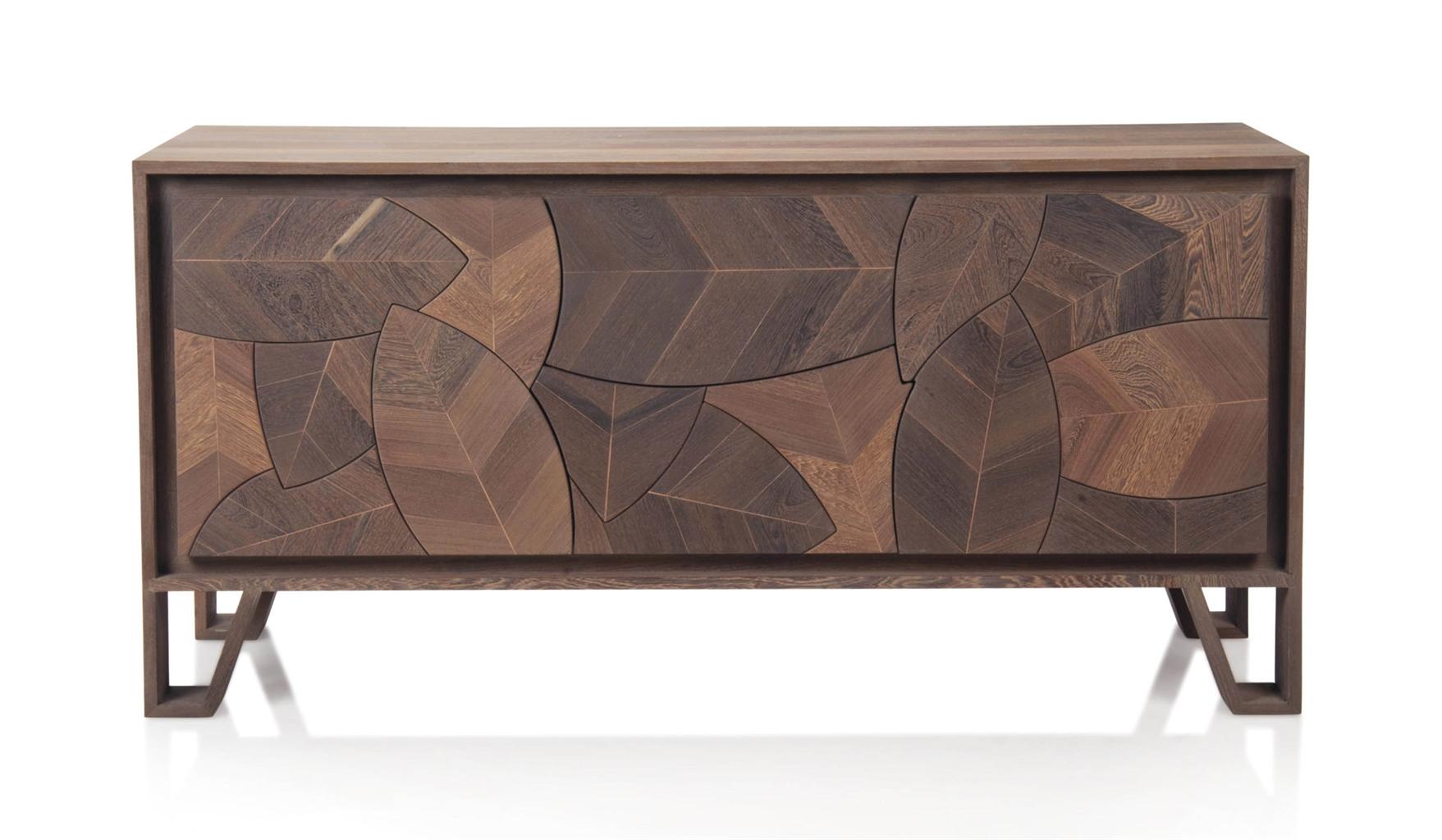 Norman Meyer-'Leaf', A Sideboard-2013