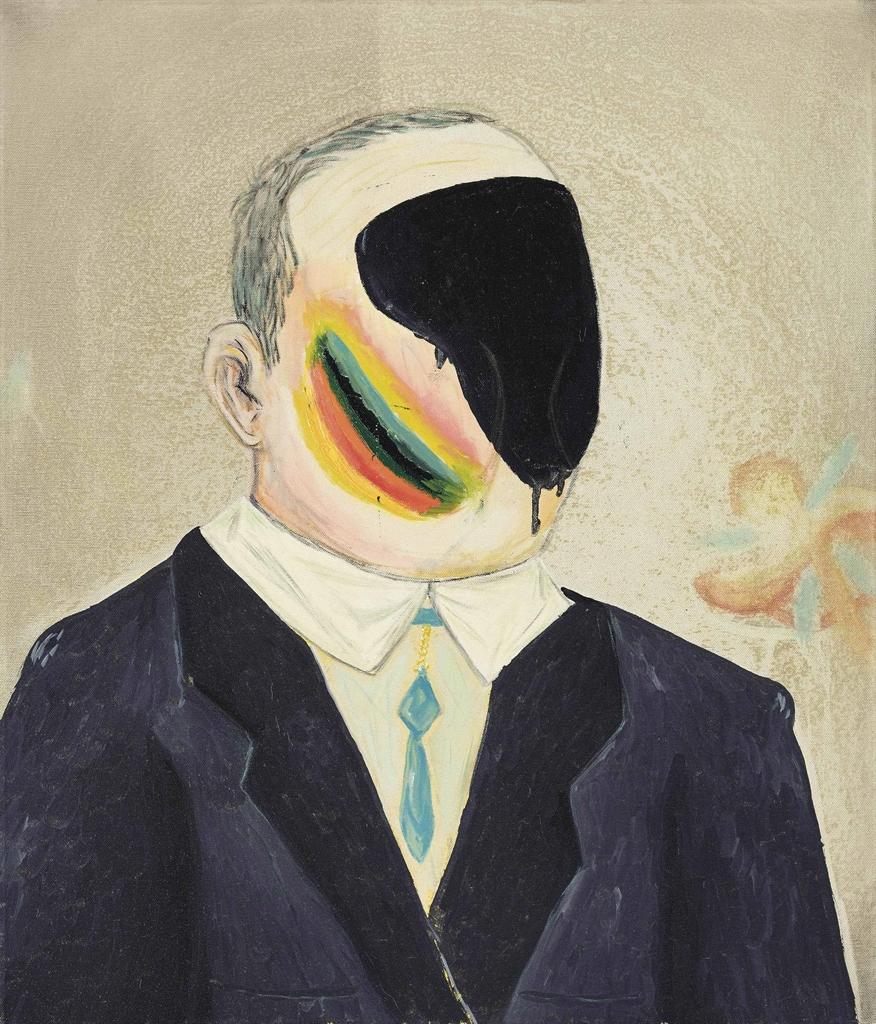 Jakub Julian Ziolkowski-Mezczyzna Bez Twarzy (Man Without Face)-2005