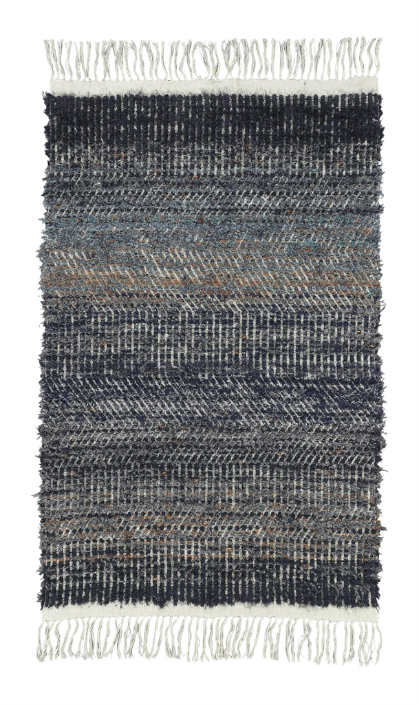 Bristol Weaving Mill - A 'Silk Rag' Rug-2016