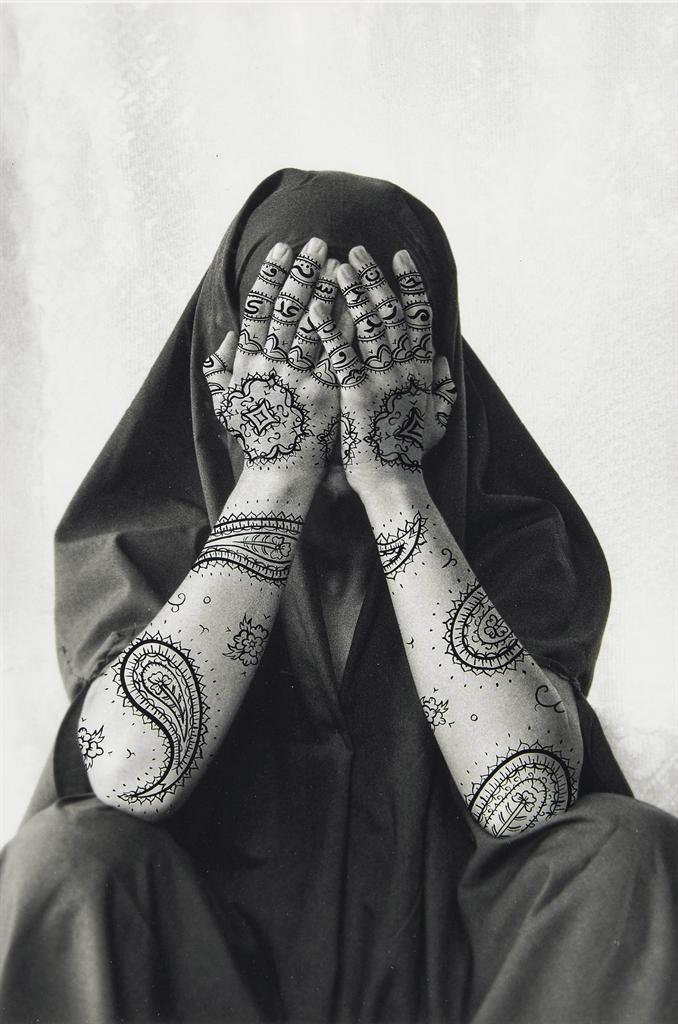 Shirin Neshat-Stripped-1996