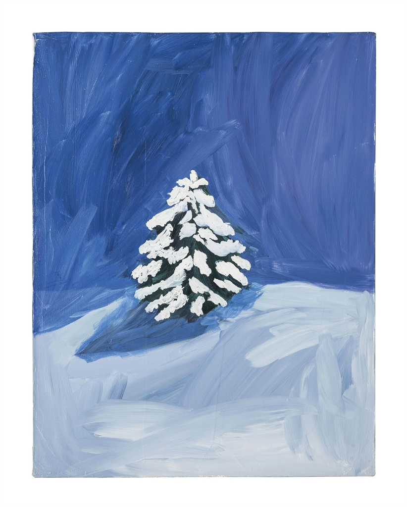 Karen Kilimnik-Little Fir Tree-1996