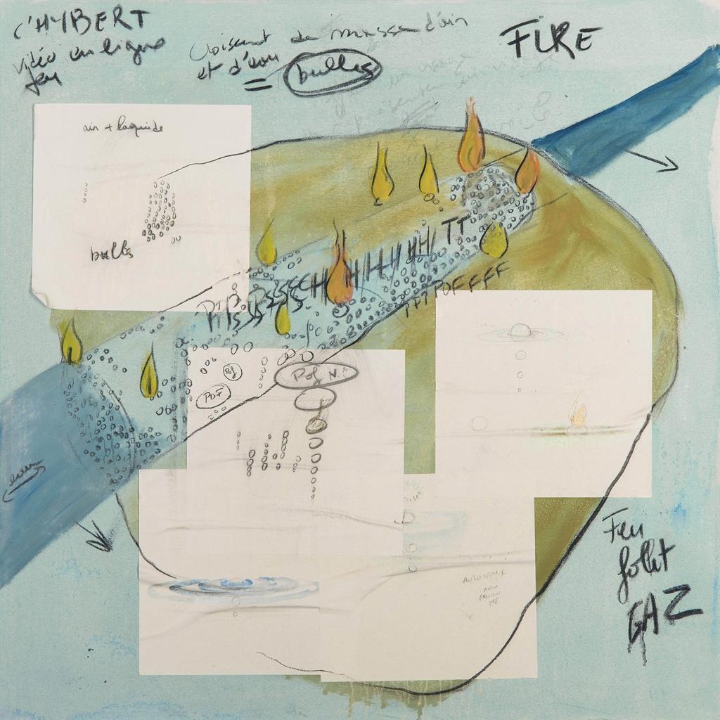 Fabrice Hybert-C'Hybert Pshitt-2001