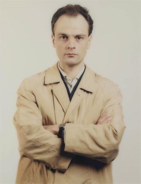 Thomas Ruff-Portraet (B. Junger)-1986