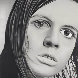 Richard Phillips-Venetia Cuninghame Left (After John D Green)-2002
