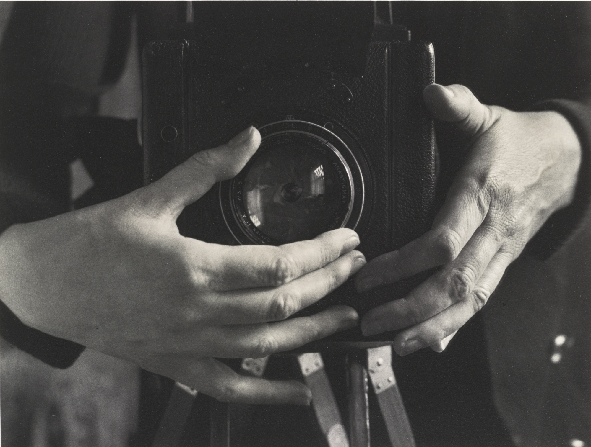 Alma Lavenson-Self-Portrait-1932