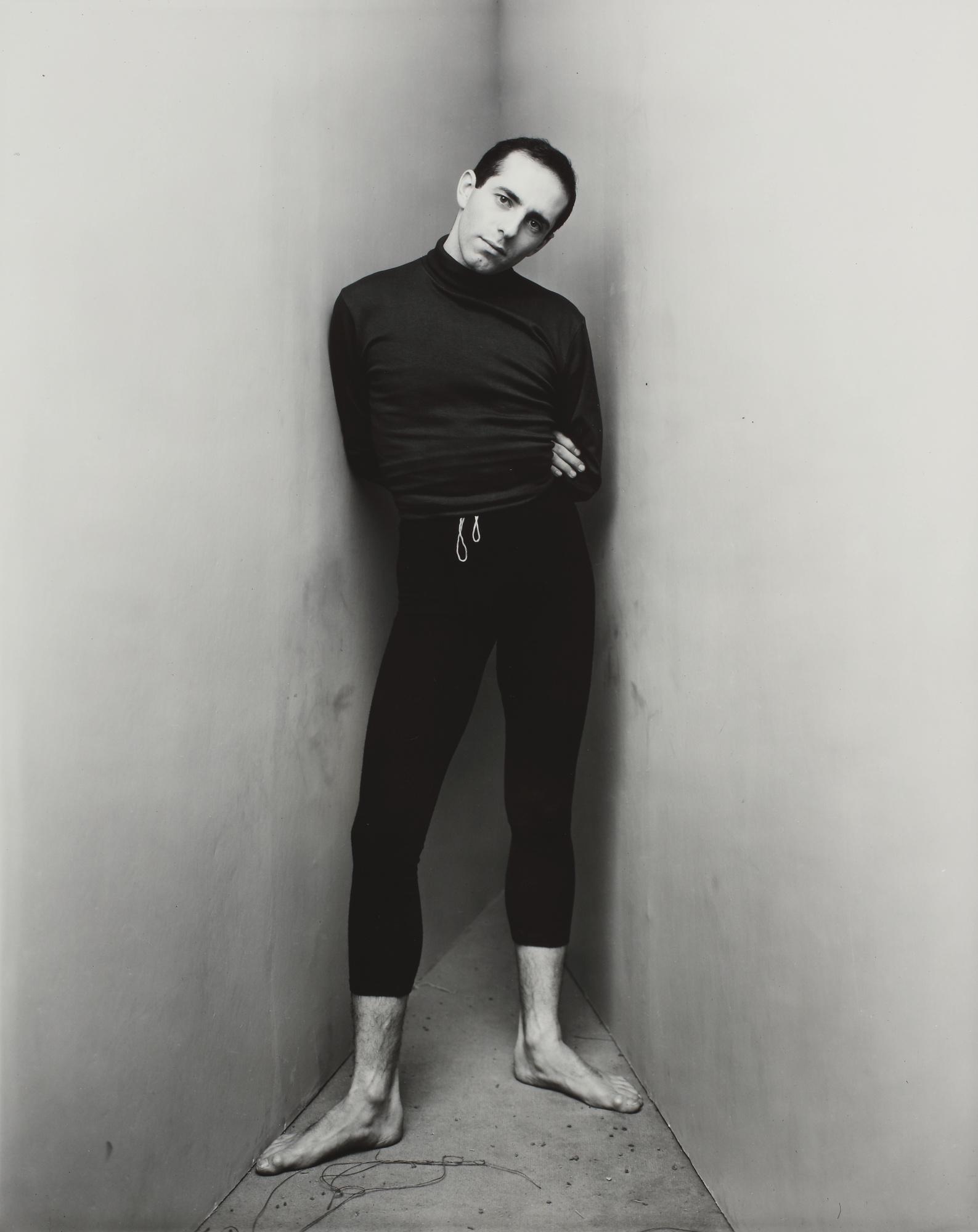 Irving Penn-Jerome Robbins-1948