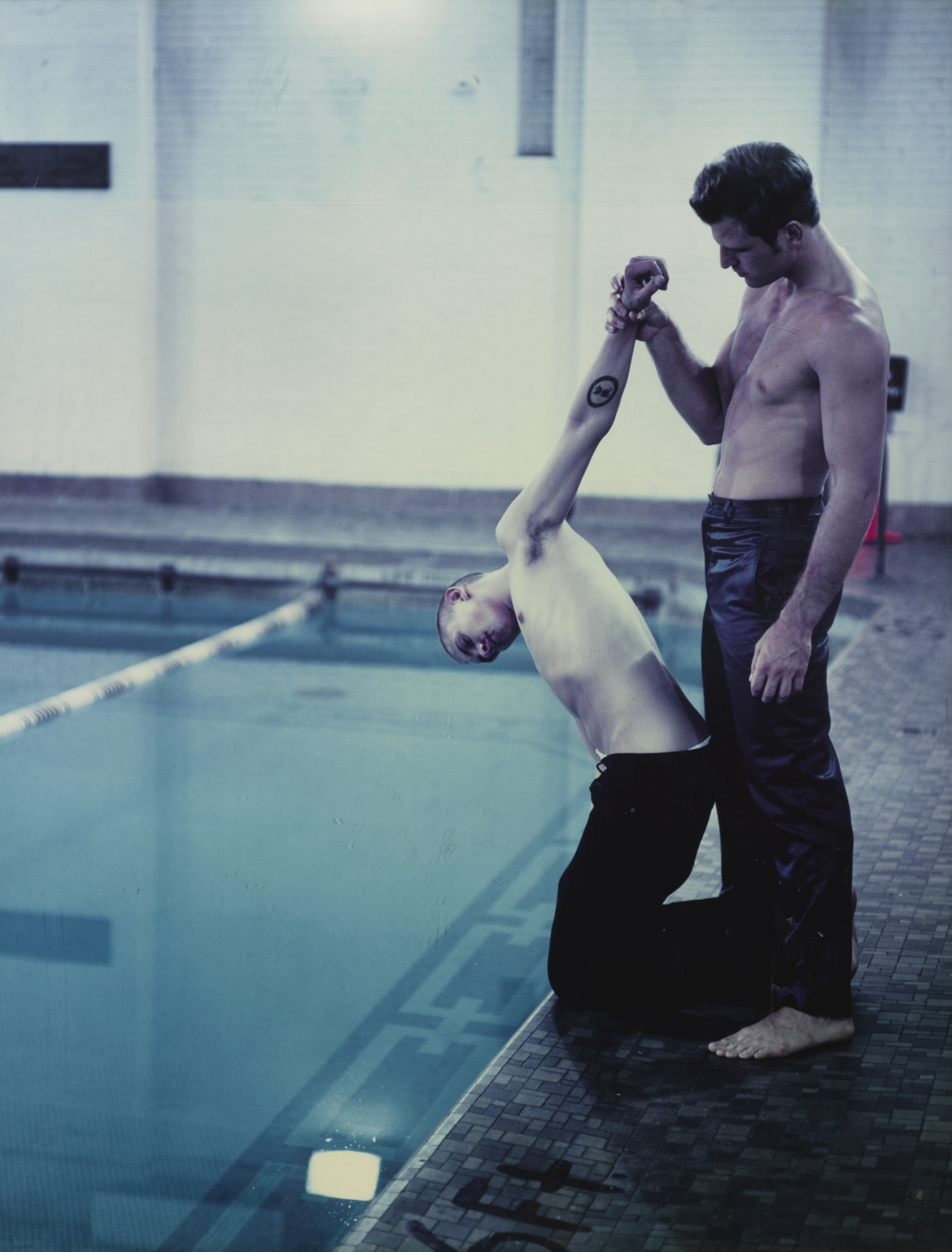 Steven Klein-Two Boys By Pool-1995