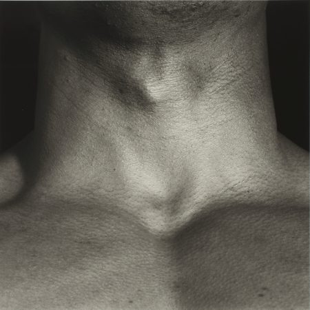 Robert Mapplethorpe-Neck-1988