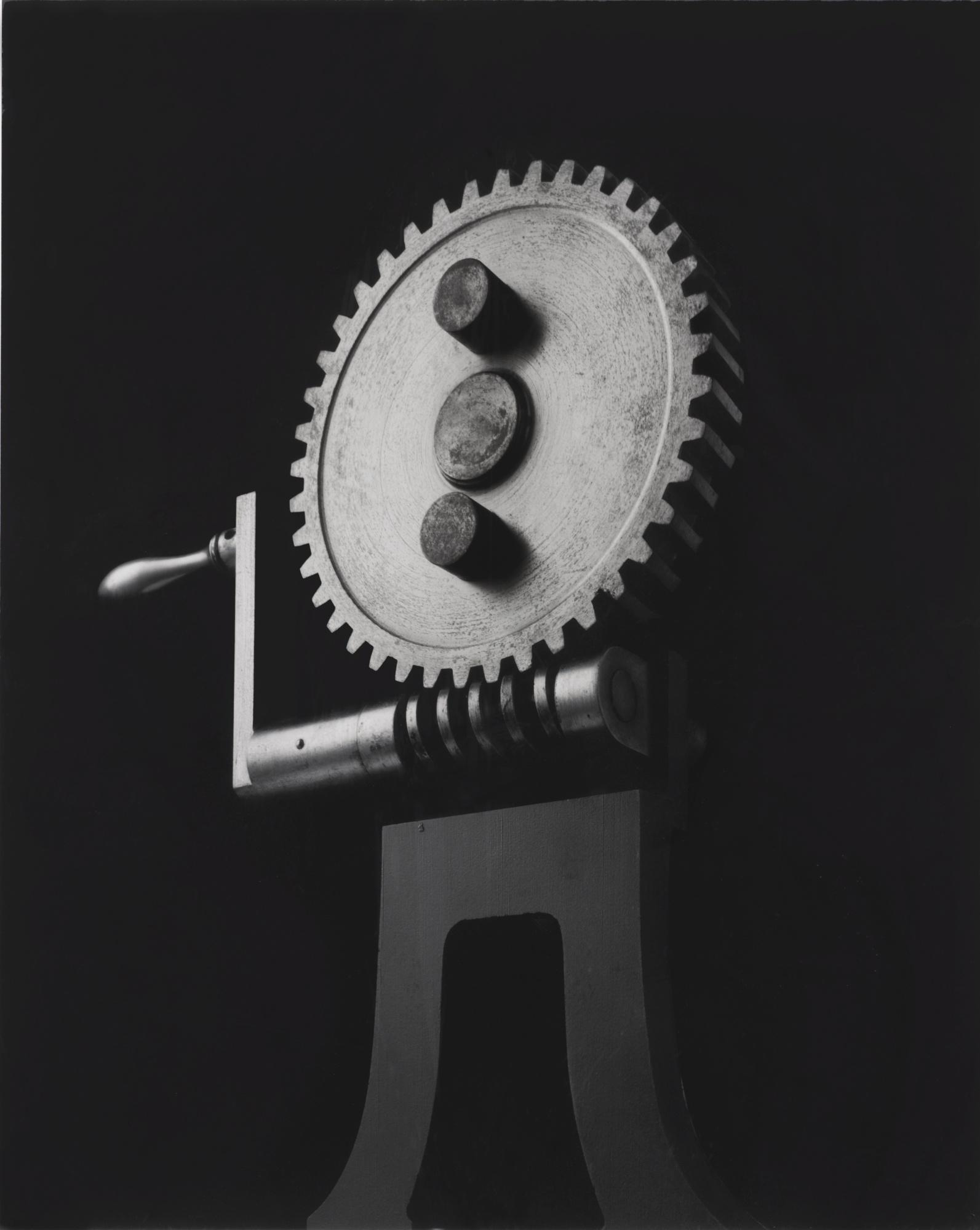 Hiroshi Sugimoto-Conceptual Form 0026-2004