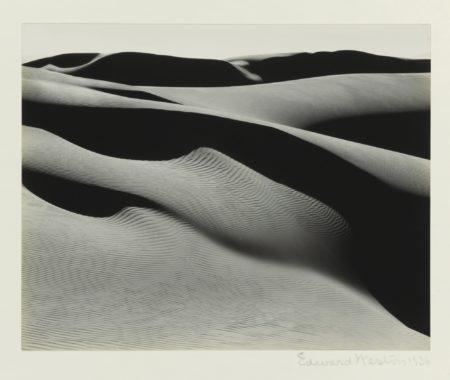 Edward Weston-Dunes - Oceano-1936