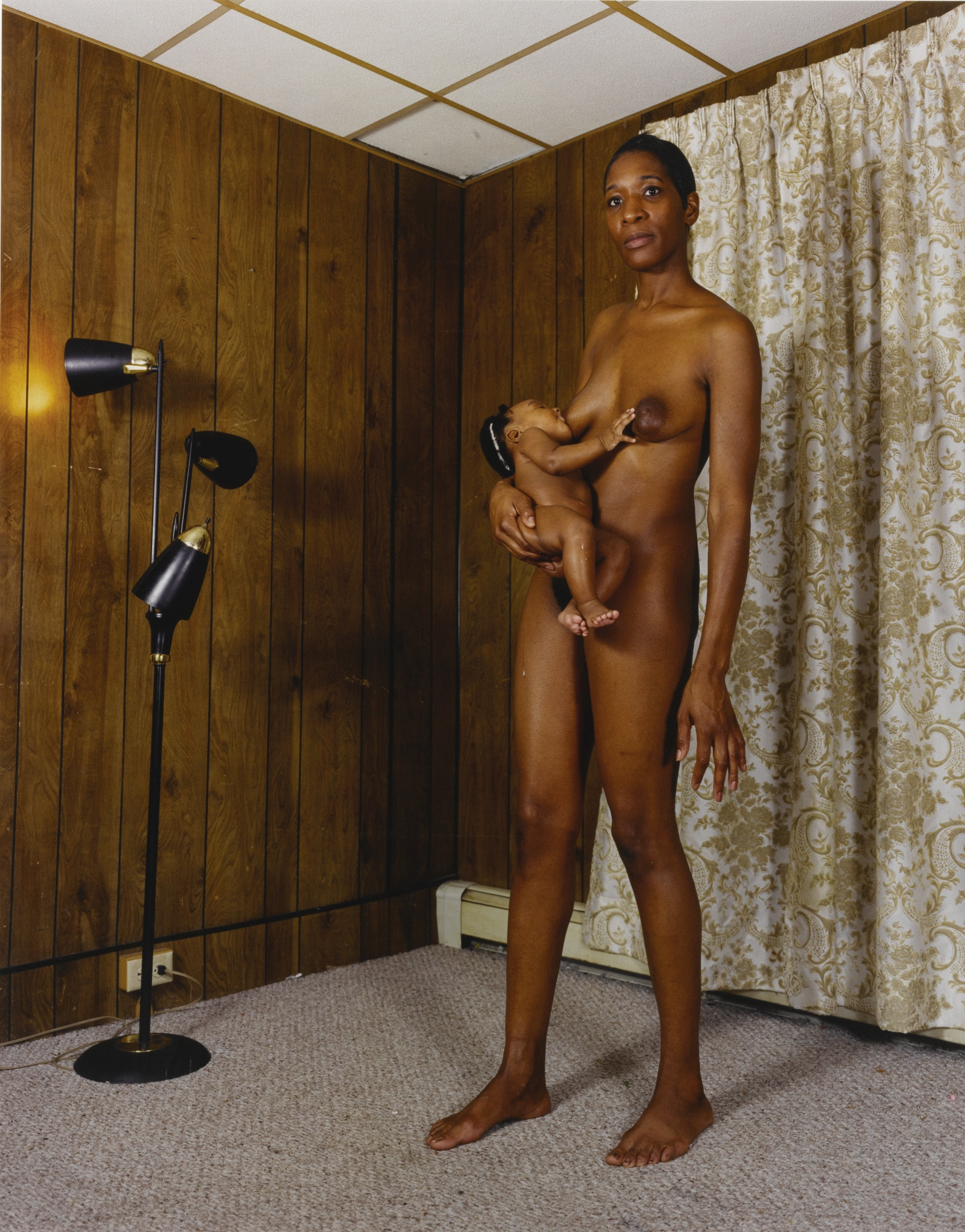 Katy Grannan-Mother & Child, Poughkeepsie, Ny-2000