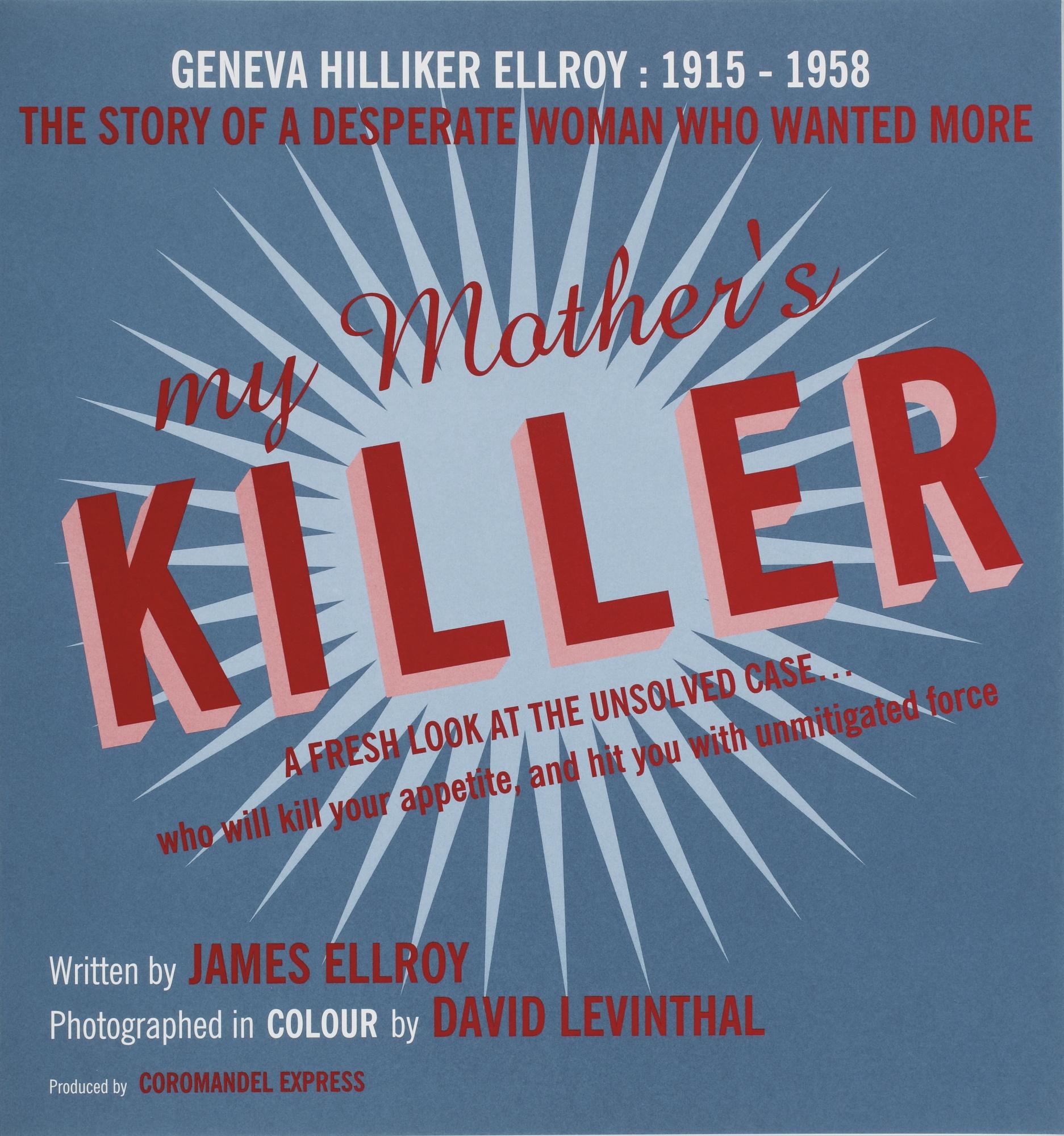 David Levinthal-My Mothers Killer-1998