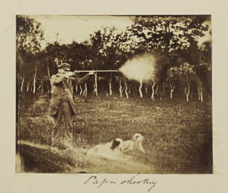 Horatio Ross-Album Of Family Portraits, Hunting Scenes, And Edinburgh-1850