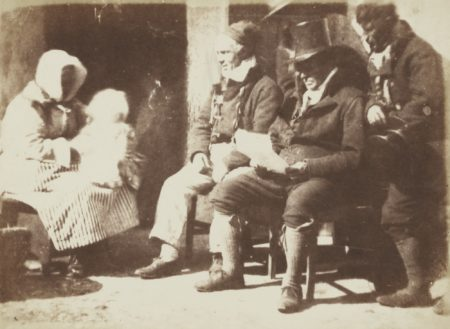 David Octavius Hill-Selected Studies From Newhaven-1845