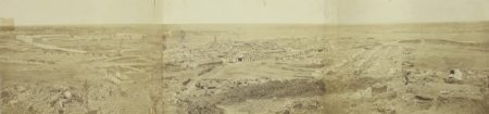 Felice Beato-Panorama Of Sebastopol From The Malakoff Tower, Crimea-1855