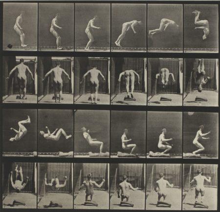 Eadweard Muybridge-Selected Motion Studies-1877