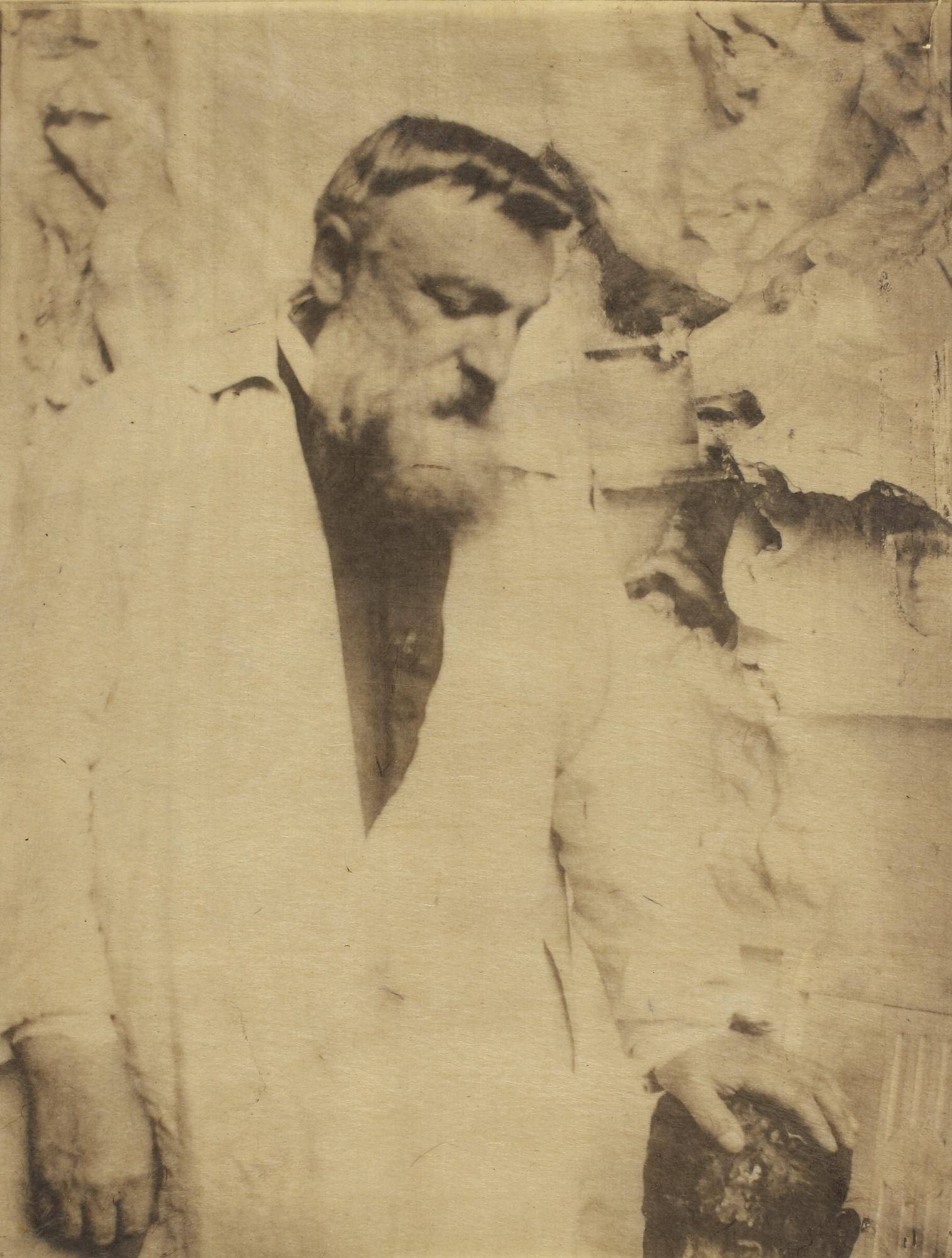 Gertrude Kasebier-Auguste Rodin-1905