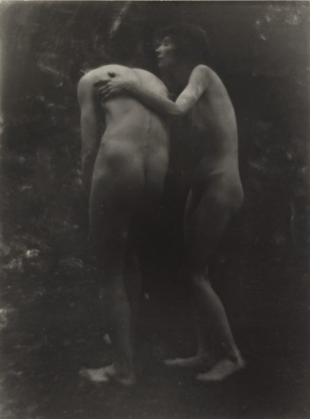 Imogen Cunningham-Selected Photographs (comprising Eve Repentant and Boy in the Mountains)-1922