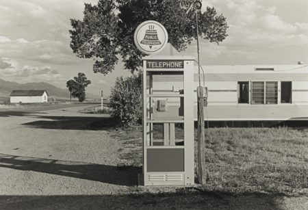 Henry Wessel-Selected Images (comprising 'Buena Vista, Colorado,' 'Southern California,' and 'Tucson, Arizona)-1985