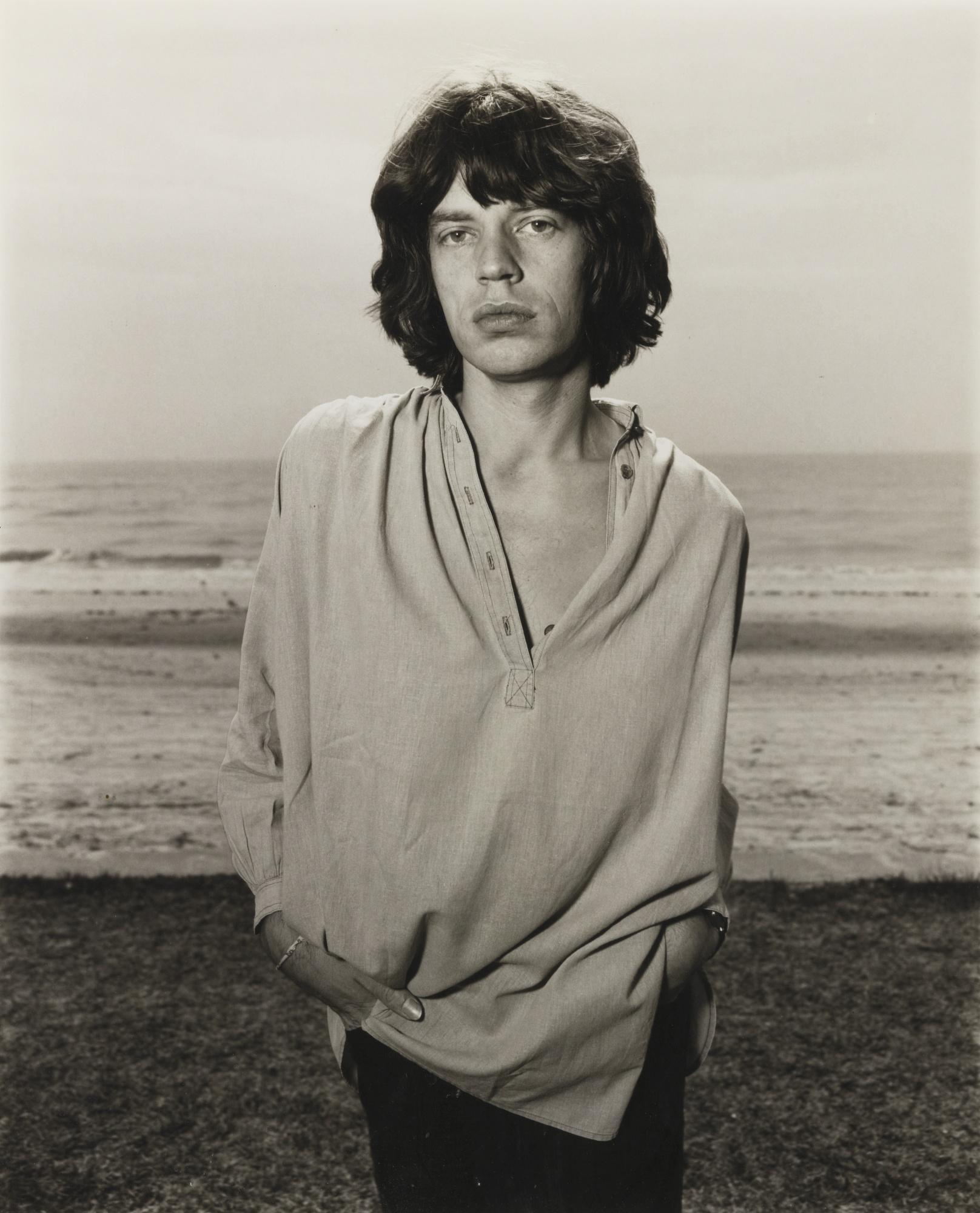 Hiro-Mick Jagger-1976