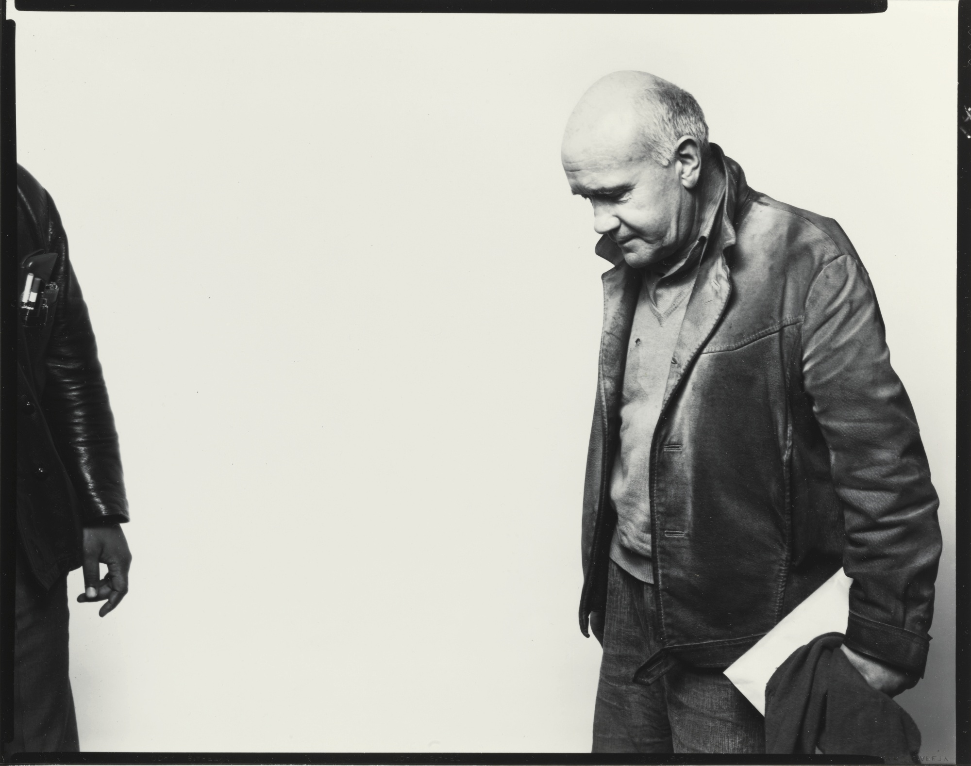 Richard Avedon-Jean Genet, Writer, New York City-1970