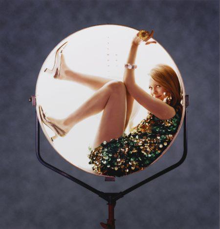 Ormond Gigli-Girl In Light-1967