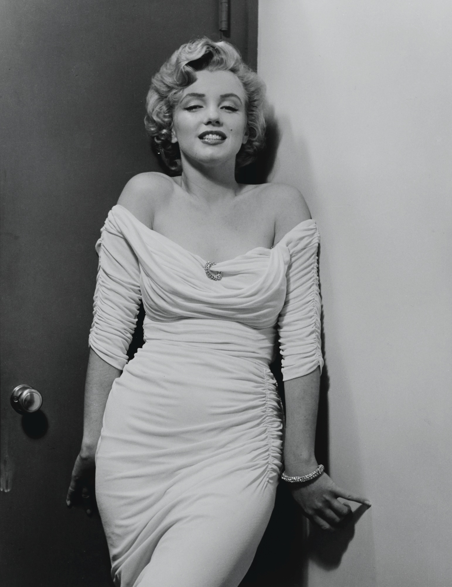 Philippe Halsman-Selected Images Of Marilyn Monroe For Life Magazine-1952