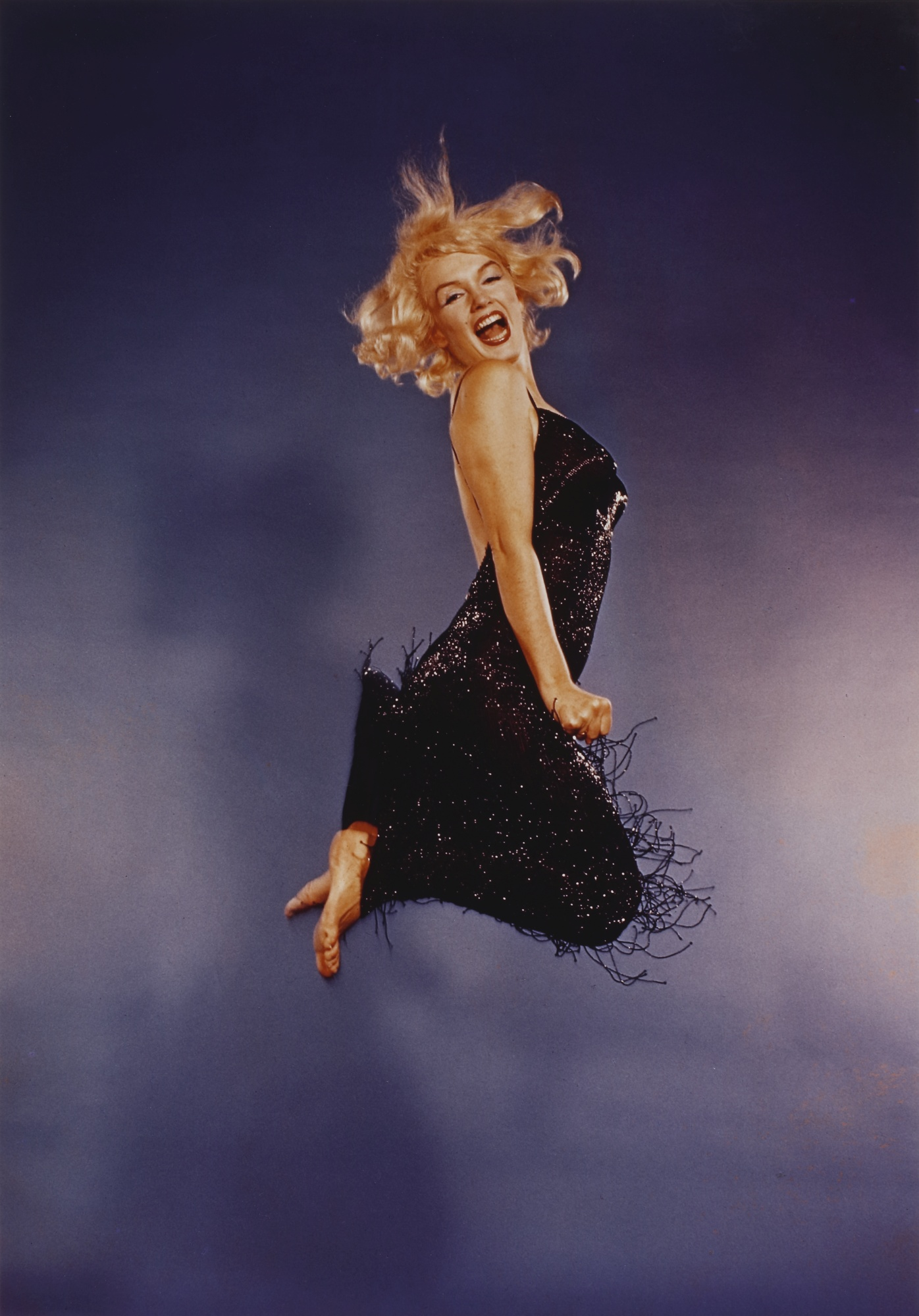 Philippe Halsman-Marilyn Jumping-1959