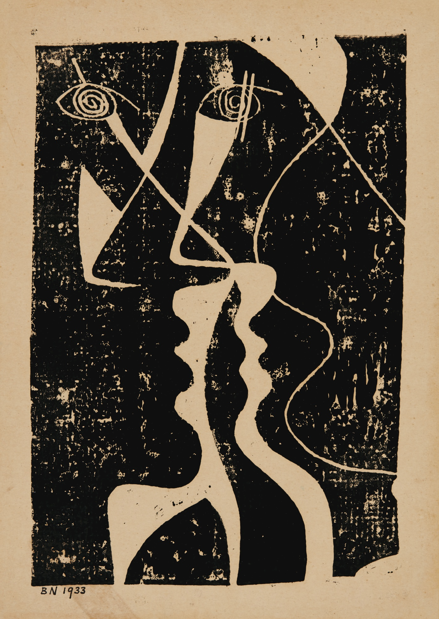 Ben Nicholson-Profiles-1933