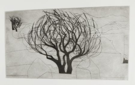 Ben Nicholson-Paros Tree (L. 101)-1967