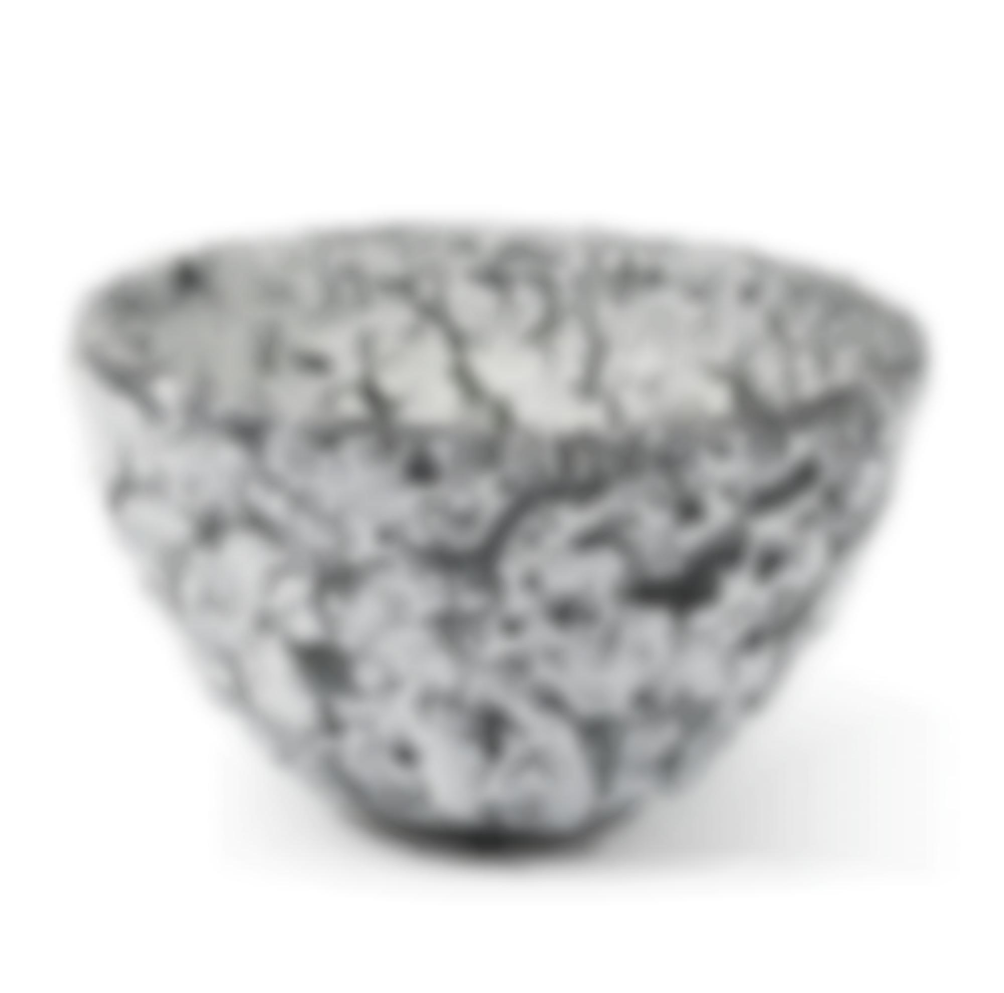 Emmanuel Cooper-Black And White Bowl-