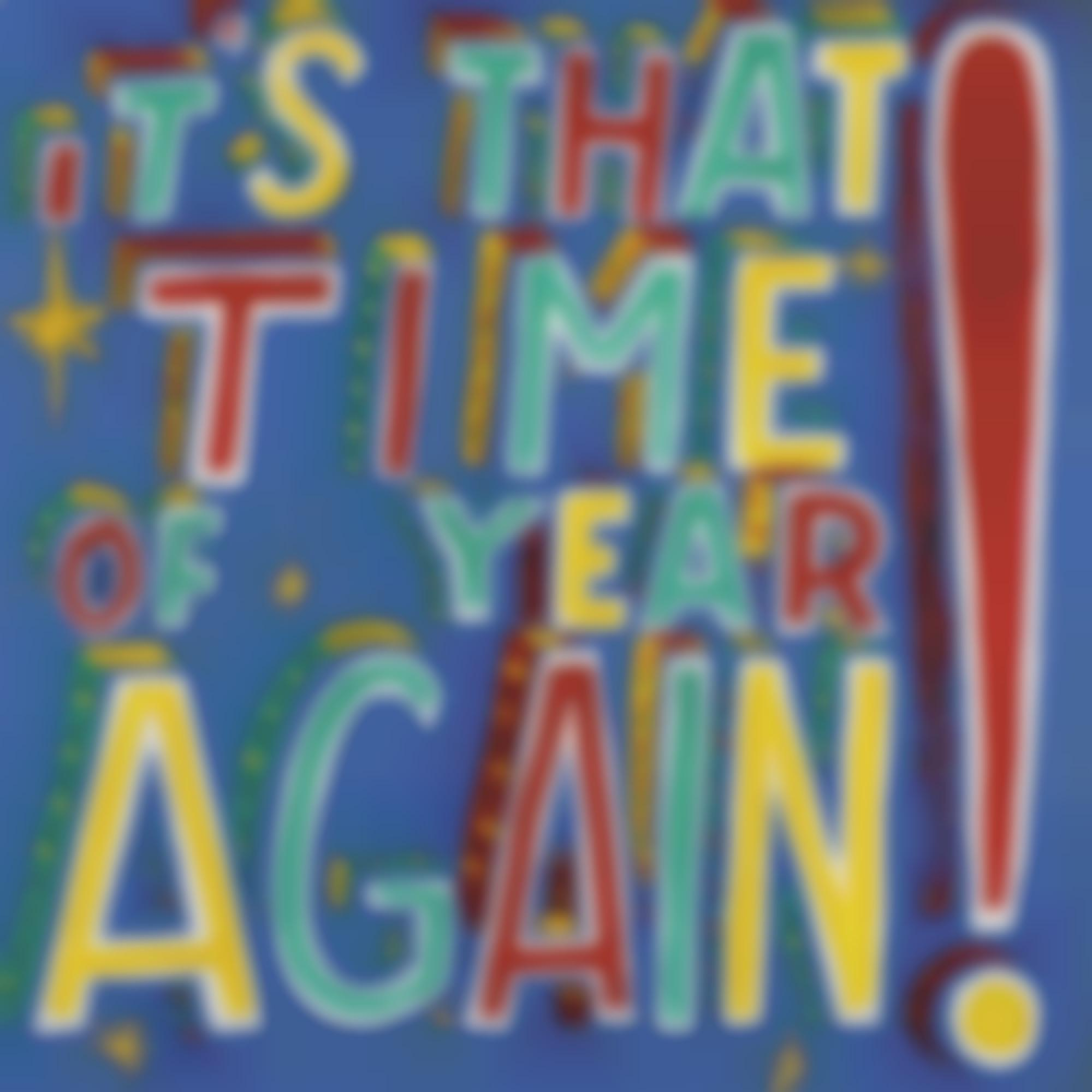 Bob and Roberta Smith-Its That Time Of The Year Again!-