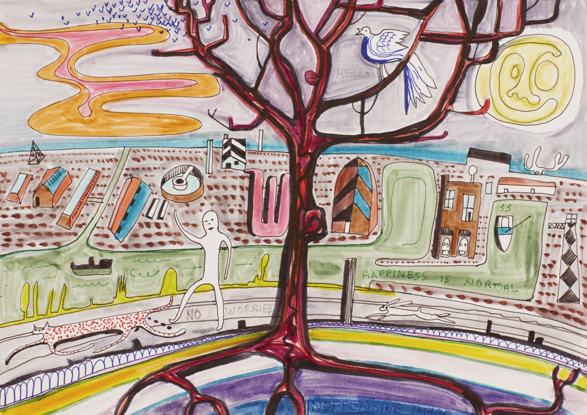 Grayson Perry-Inoffensive Image-2016