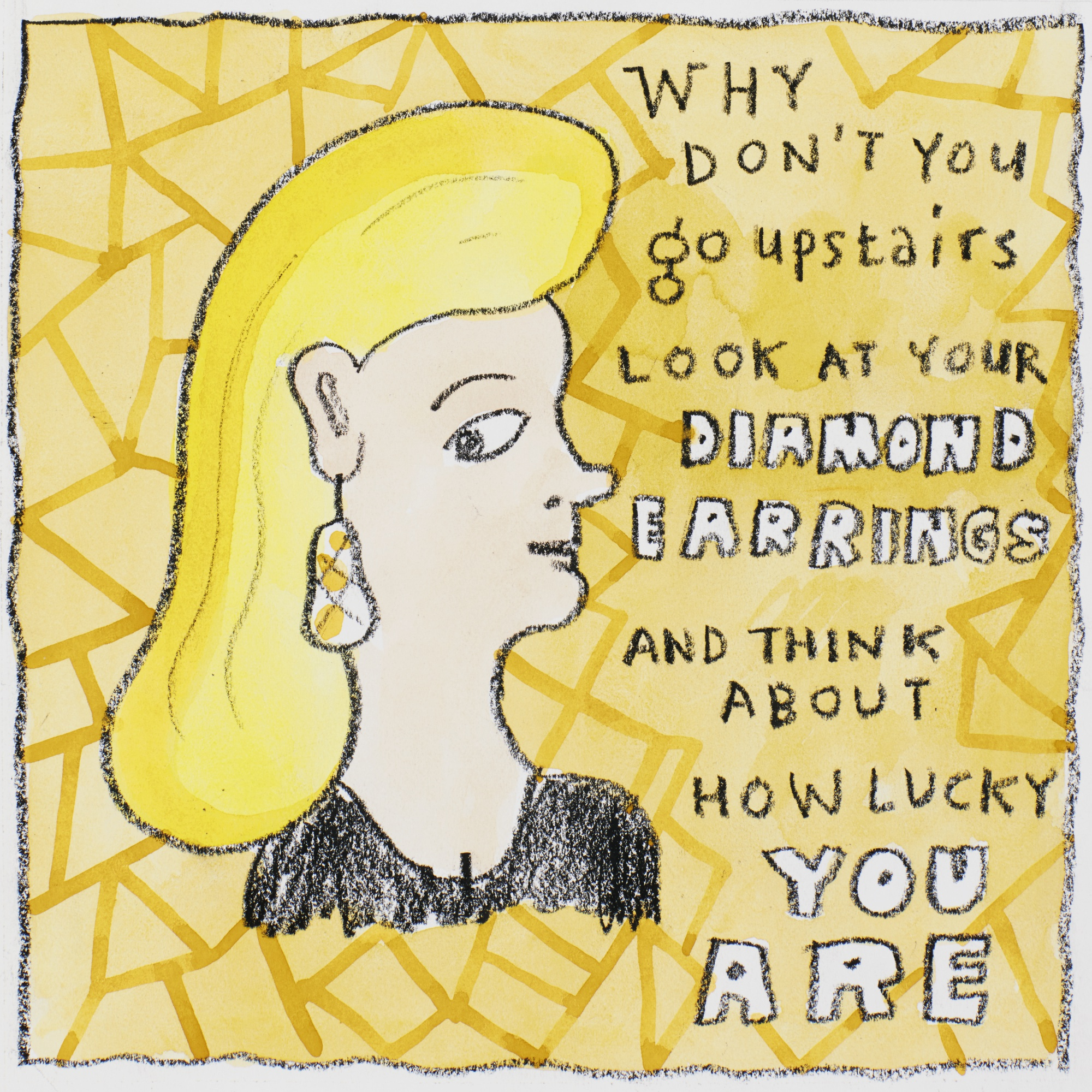 Adam Dant-Why Dont You Go Upstairs-
