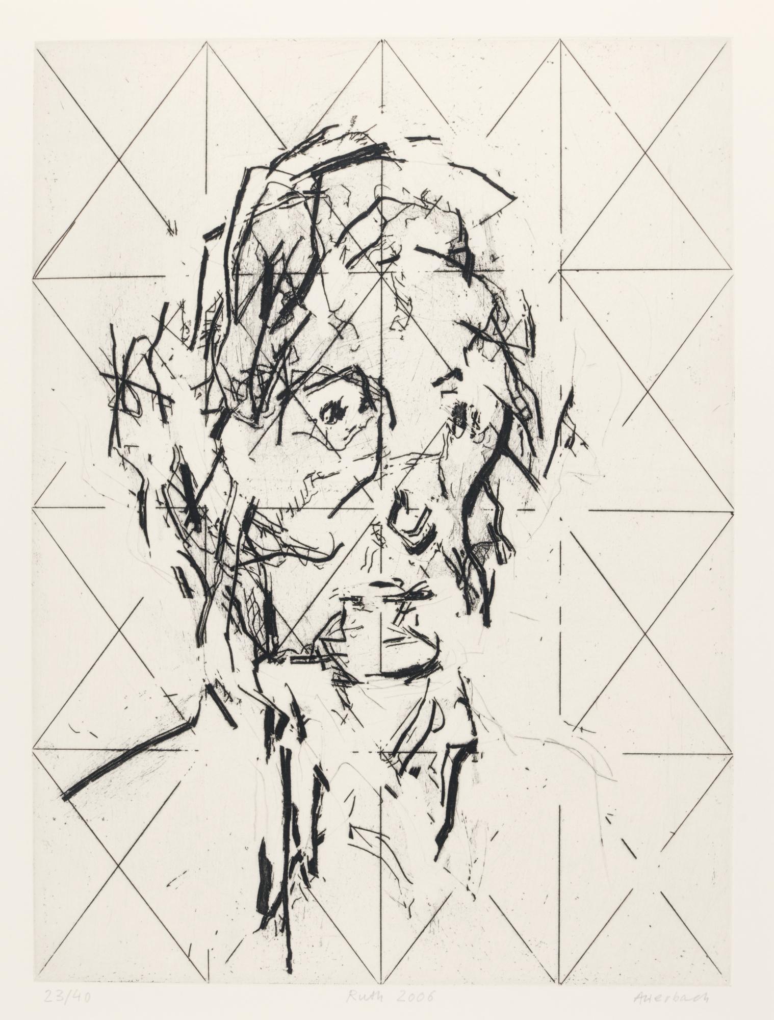 Frank Auerbach-Ruth-2006