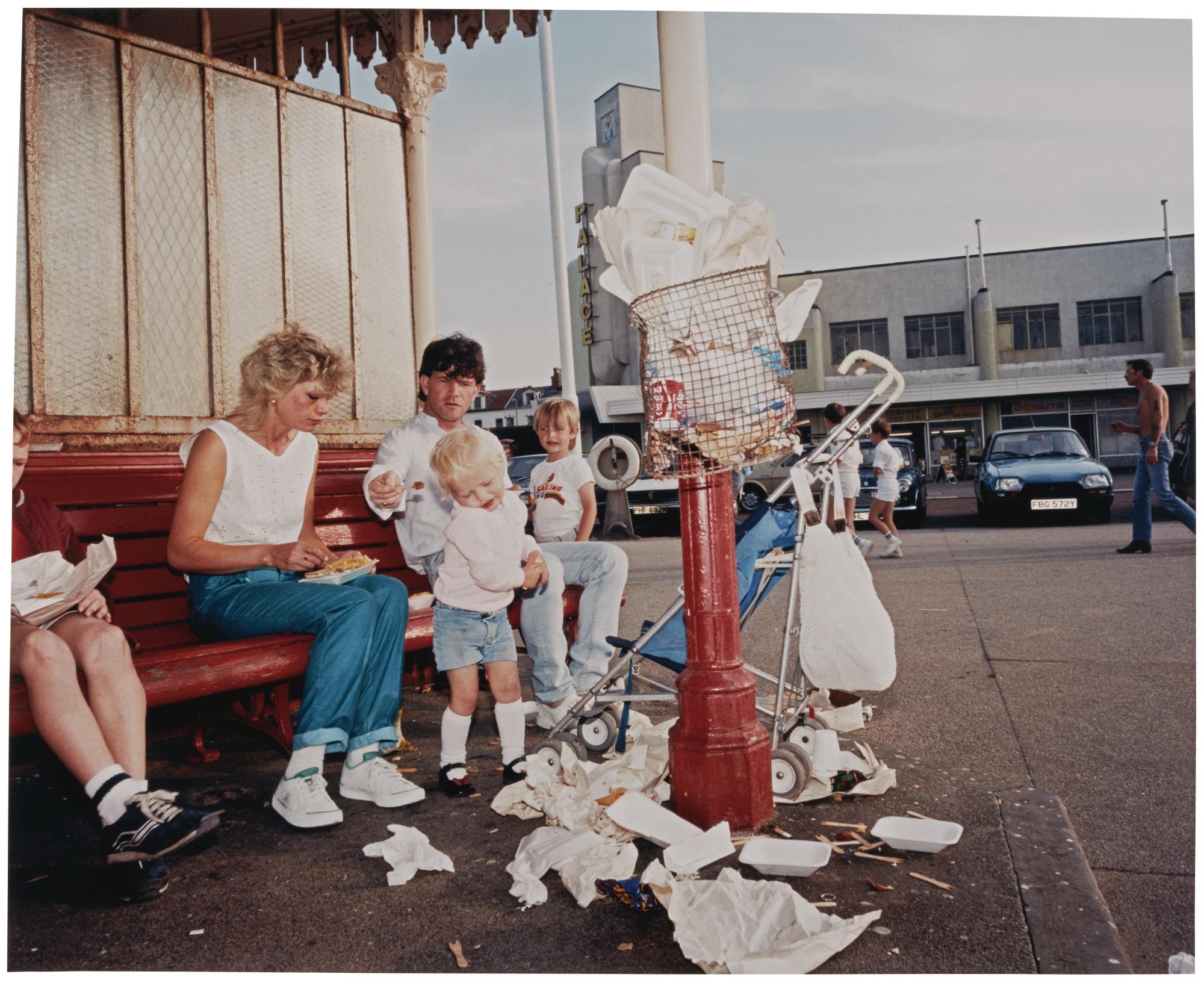 Martin Parr-New Brighton, From The Last Resort, 1983-1986-1986