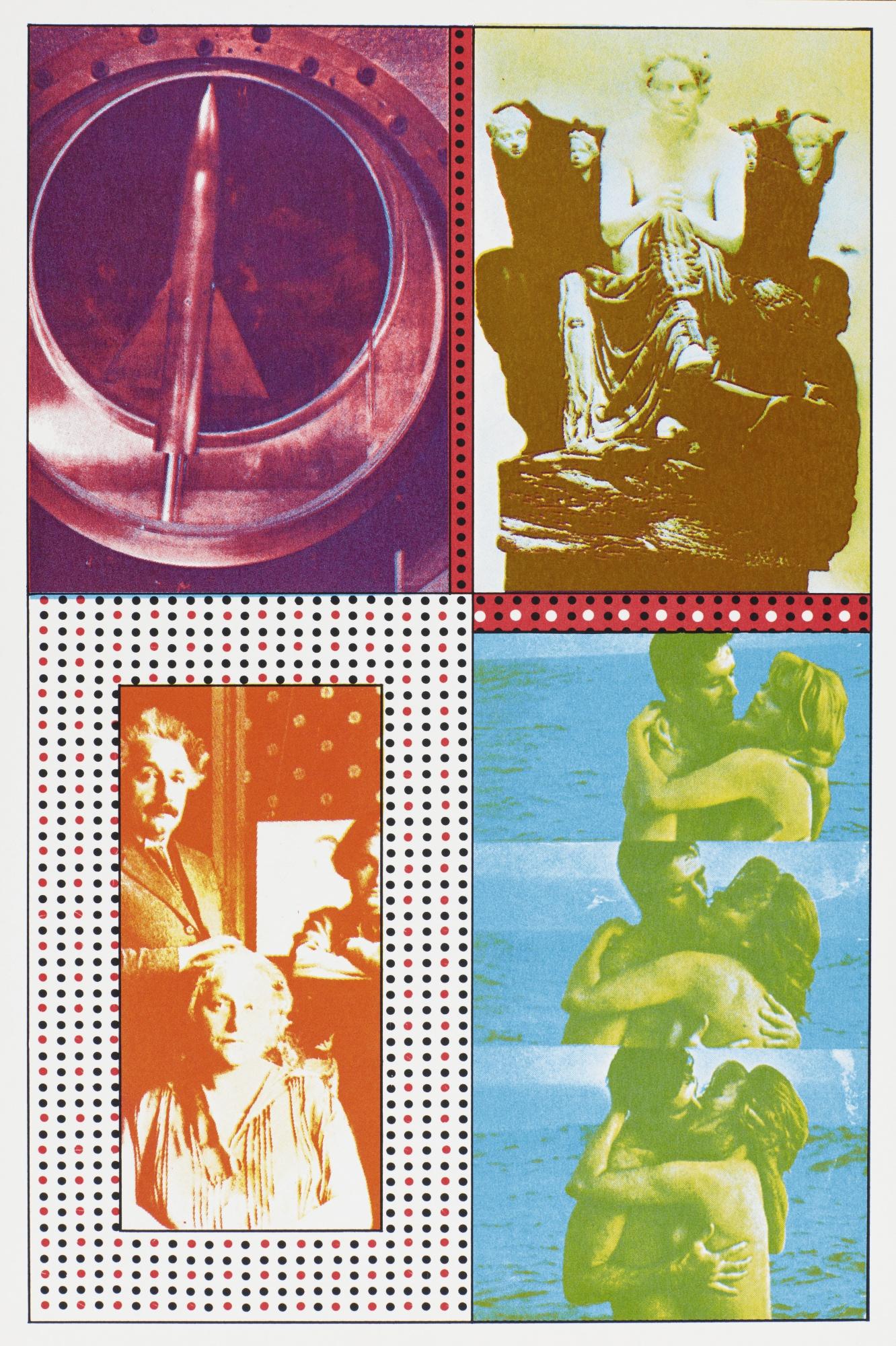 Eduardo Paolozzi-Moonstrips Empire News Volume I; General Dynamic F.U.N.; And Bunk! (V&A; 37, 54, 101-147)-1967