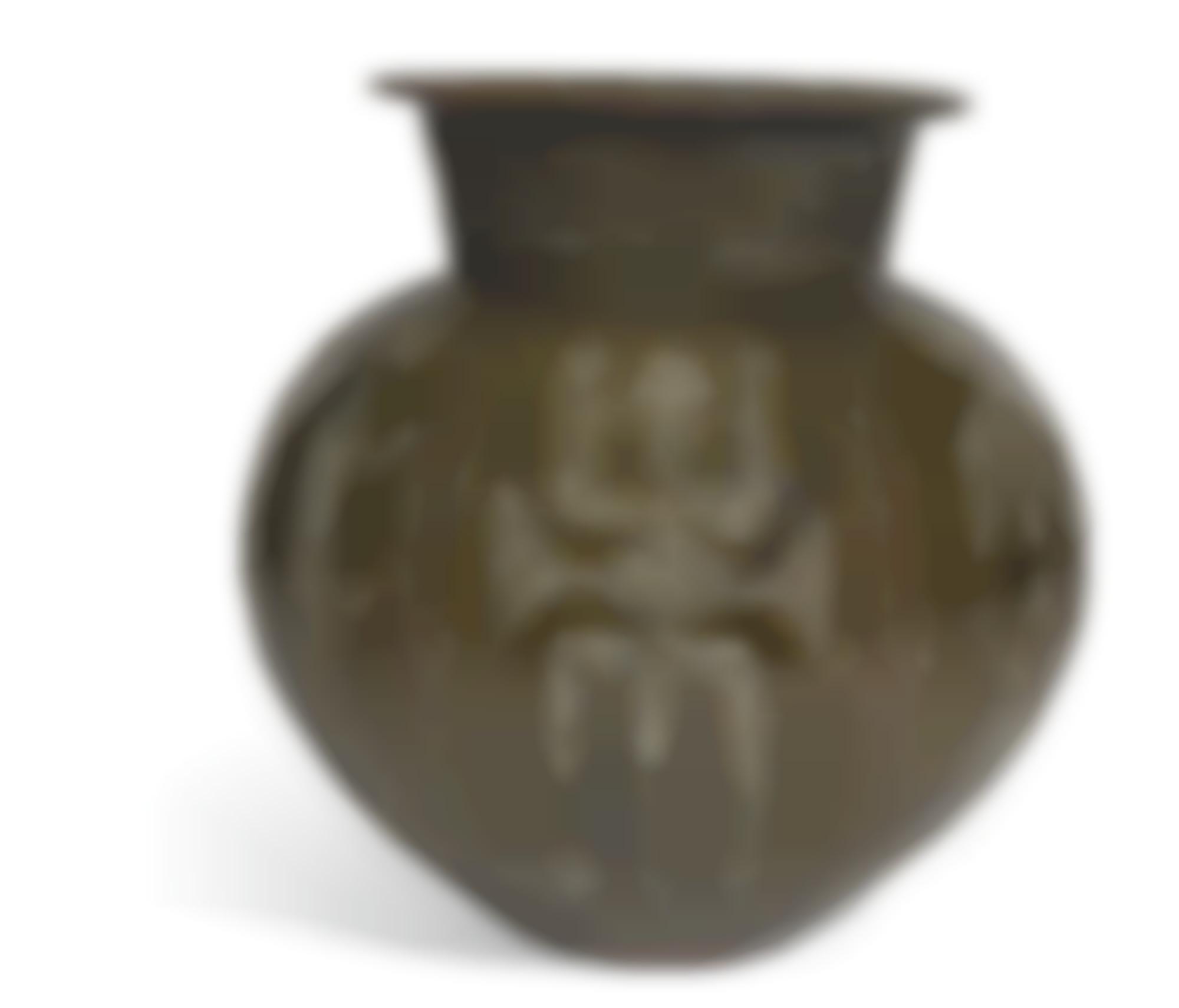 Lady Kwali-Large Water Jar-1960