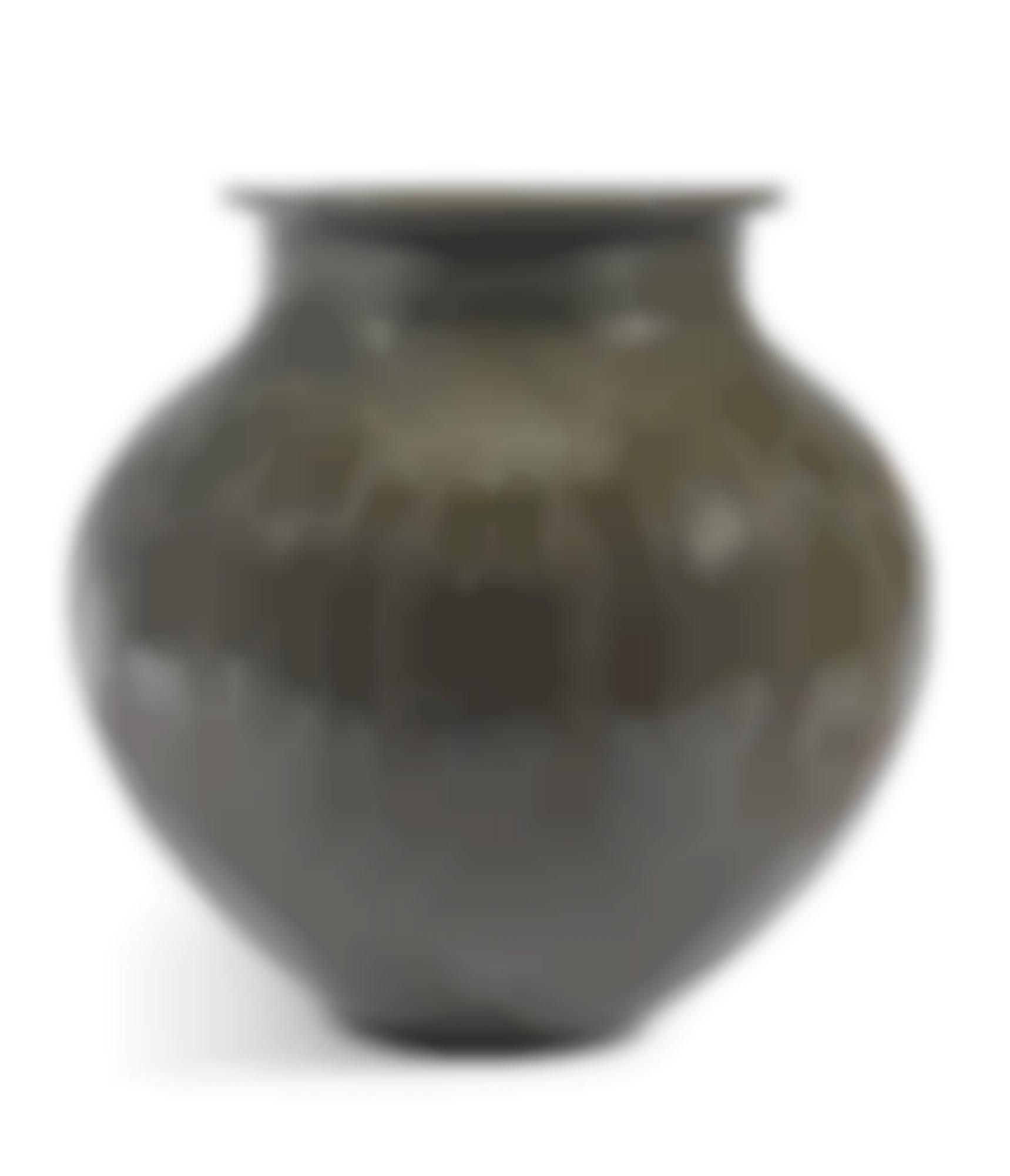 Lady Kwali-Attr. Ladi Kwali - Large Water Jar-1960