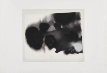 Victor Pasmore-The Cloud (L. G45)-1986