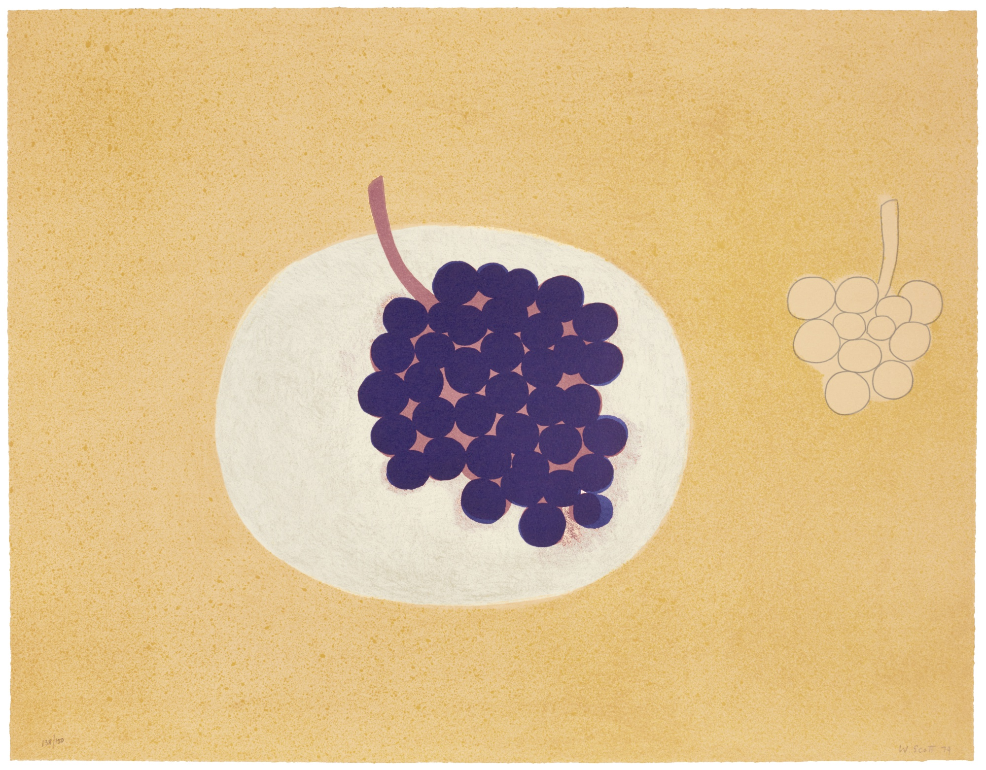 William Scott-Grapes-1979