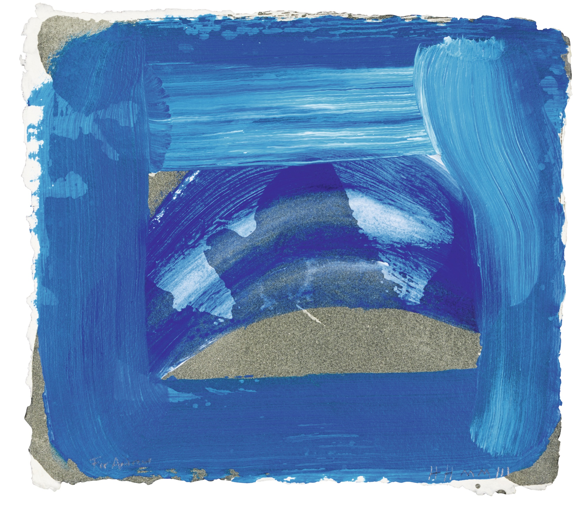 Howard Hodgkin-Sea (Heenk 117)-2002