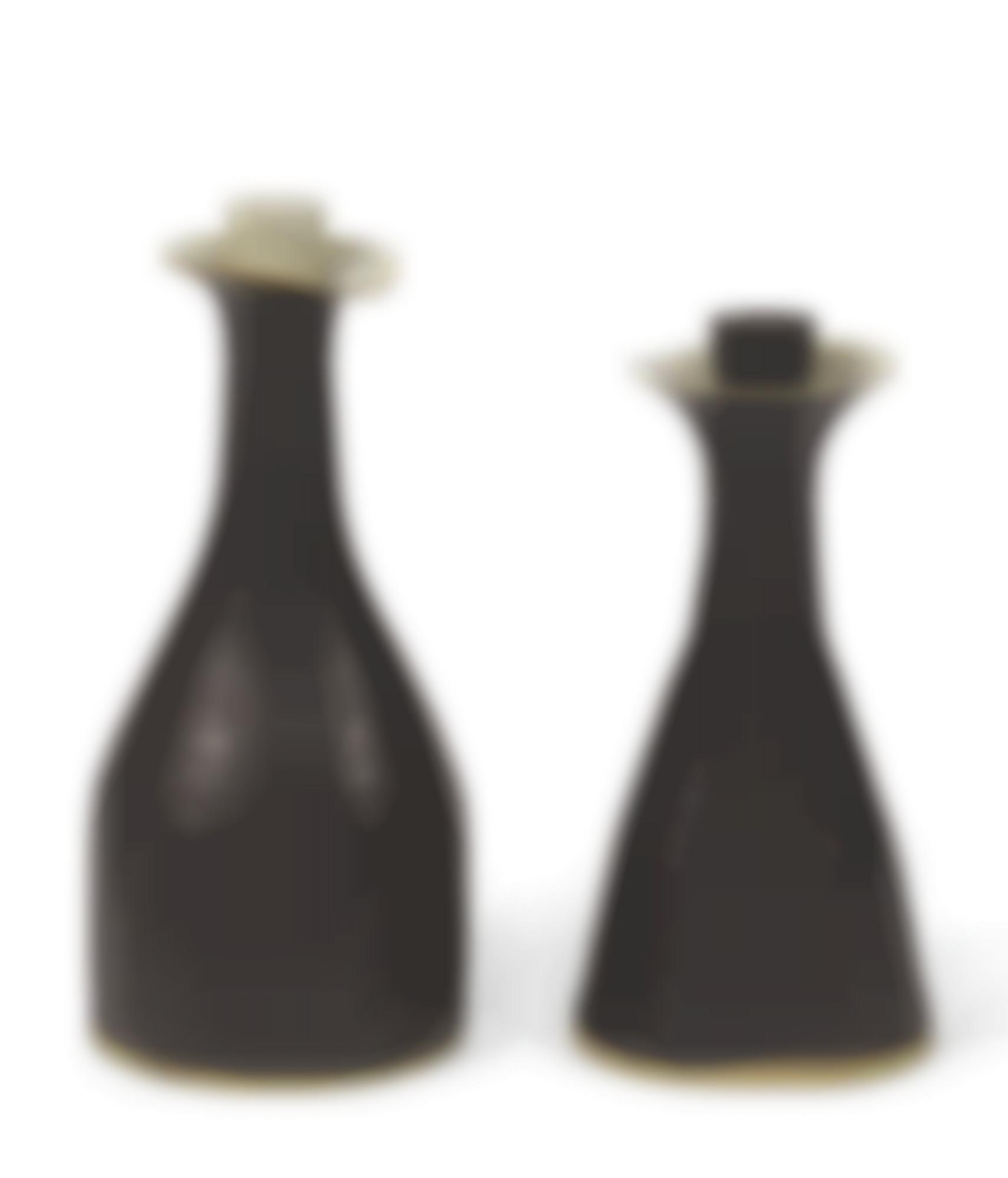 Lucie Rie-Oil And Vinegar Pourers-1950