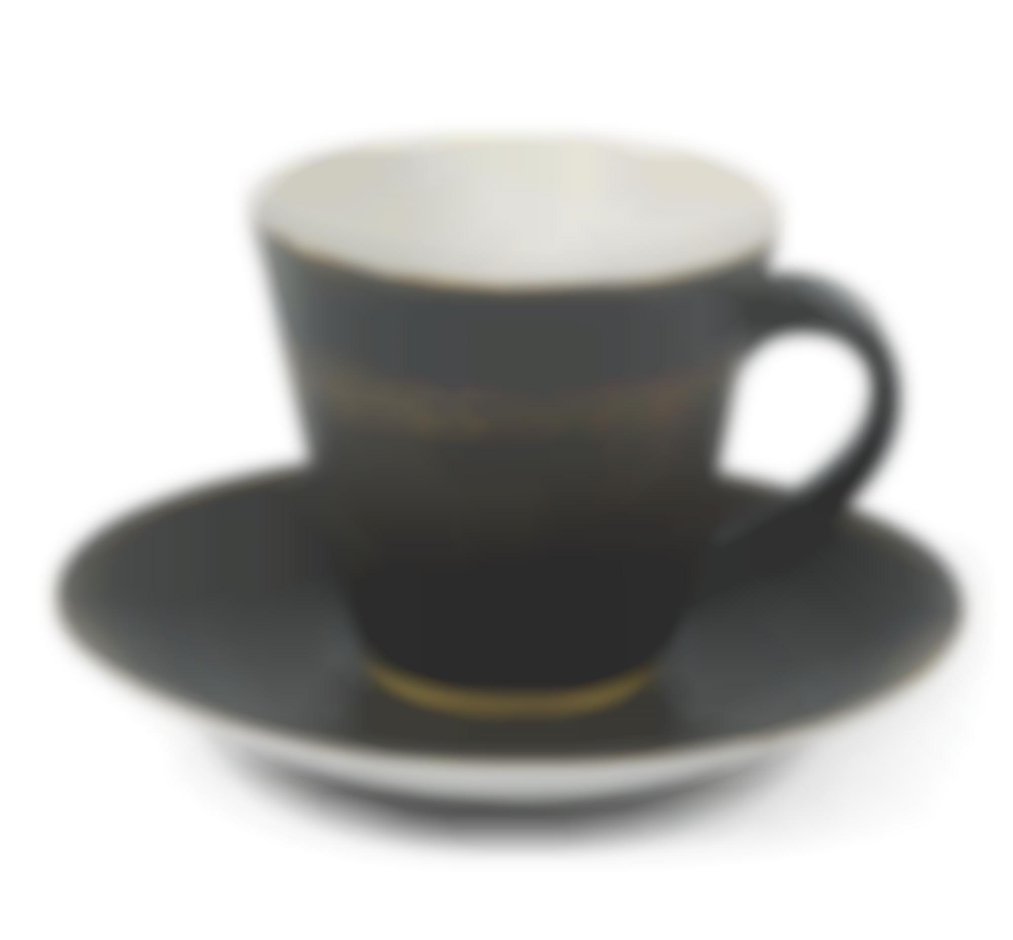 Lucie Rie-Cup And Saucer-1950