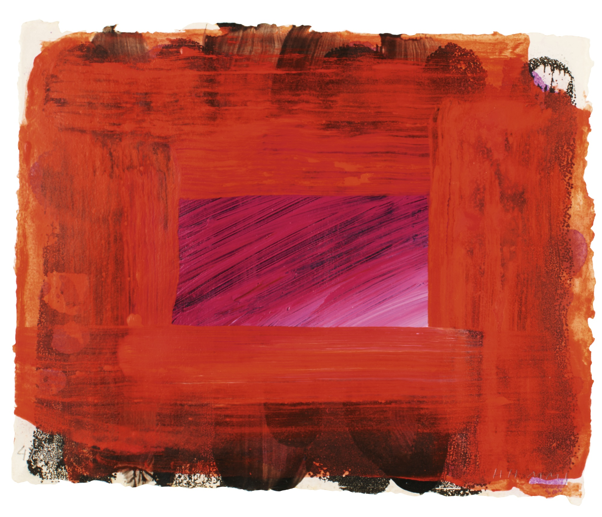 Howard Hodgkin-Dawn (H. 106)-2000